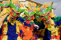 Dominican Republic _ Centre _ The Cibao _ La Vega _ Carnival