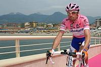 denis menchov, lido di camaiore 2009, 92th giro d´italia, 13th stage lido di camaiore_firenze