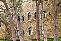 villa gualino, grand hotel dei castelli, sestri levante, liguria, italia