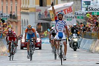 michele scarponi, benevento 2009, 92nd giro d´italia, 18th stage sulmona_benevento