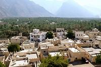 nakhal village, oman, asia