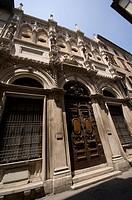loggia dei mercanti, ancona, marche, italy
