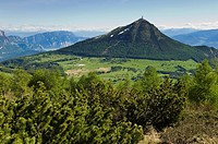palon mountain, bondone mountain, italy