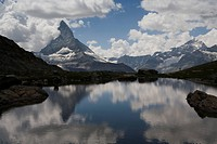 The Matterhorn, Zermatt, Swiss Alps