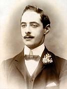 Victorian Gentleman Portrait