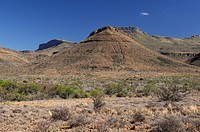 Karoo National Park, Beaufort West, Western Cape, South Africa, arid, barren, landscape, scenery, dry, mountains, mountain, nature
