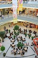 Kröpeliner_Tor_Center, KTC, das modernste Einkaufszentrum, Hansestadt Rostock, Mecklenburg_Vorpommern, Deutschland, Europa
