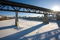 River Valley, Edmonton, Alberta, Canada