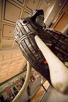 PAIS: Reino Unido (Inglaterra); AREA: Yorkshire; LOCALIDAD: Leeds; DESCRIPCION: Museo Militar de Leeds.