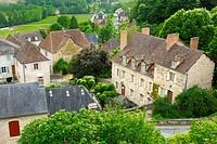 Hautefort. Dordogne, Aquitaine, France