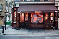 London Pub, Hoxton, London