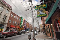 jons bar entrance in philadelphia