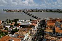 City, River, São Luís, Maranhão, Brazil