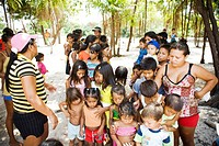 People, Terra Preta Community, Iranduba, Amazonas, Brazil