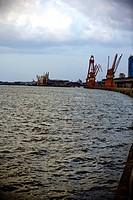 Docks, Belém, Pará, Brazil