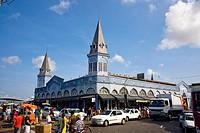 Towers, Ver_o_Peso Market, Belém, Pará, Brazil