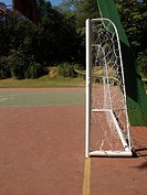 Block, Goal, Ibirapuera Park, São Paulo, Brazil