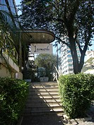Building, Restaurant, Vila Mariana, São Paulo, Brazil