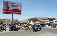 City, Juliaca, Puno, Lima, Peru