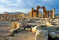 Ruins of Palmyra, Syria