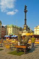 Am Hof square central Vienna Austria EU