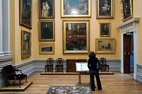United Kingdom, Liverpool area, Wirral, Port Sunlight Village, Lady Lever Art Gallery, English paintings collection