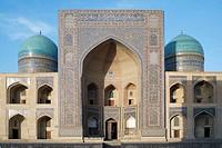 Mir_i_Arab Medressa, Bukhara, Uzbekistan, Central Asia