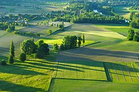 Domme, Perigord. Dordogne, Aquitaine, France