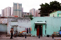 China, Macau, Taipa island