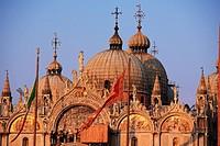 Italy, Veneto, Venice, San Marco basilica