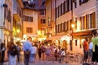 France, Haute Savoie, Annecy, the old town