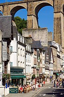 France, Finistere, Morlaix Viaduct