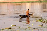 Vietnam, Highlands, Dak Lak province
