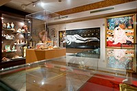France, Paris, Musee de L´Erotisme Erotica Museum in Pigalle District