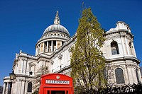 United Kingdom, London, Saint Paul´s Cathedral