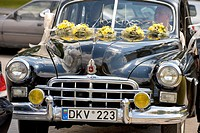 Lithuania Baltic States, Vilnius, wedding