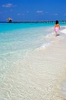 Maldives, South Ari Atoll, White Sands Resort & Spa