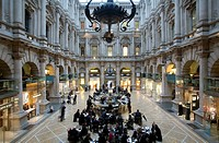 United Kingdom, London, the City, Royal Exchange Grand Cafe and Bar Conran group
