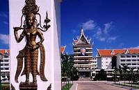 Cambodia, Phnom Penh, Royal Cambodiana hotel