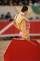 France, Bouches du Rhone, Arles, Feria, Corrida