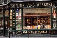 France, Paris, A la Mère de Famille grocery, 35 Faubourg Montmartre