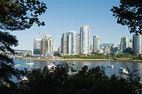 False Creek, Vancouver, BC, Canada