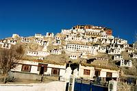 Thikse Tibetan Buddhist Monastery, Ladakh, Jammu and Kashmir, India