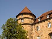 Tower of the Altes Schloss, Stuttgart, Germany