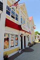 Fudge Shop in Mackinaw City Michigan
