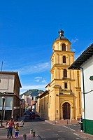 Church of the Candelaria, Candelaria, Bogota, Colombia