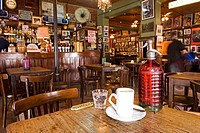 Argentina, Buenos Aires, La Boca District, La Perla Cafe