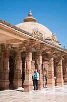 Mahavira Jain Temple, Osian, near Jodhpur, Rajasthan, India
