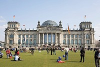 Reichstag in Berlin