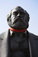 Marx Monument, Berlin, Germany